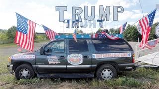 Trumps Wähler sind ihm treu und die Demokraten noch nicht bereit, Paroli zu bieten, erklärt USA-Korrespondent Peter Düggeli.