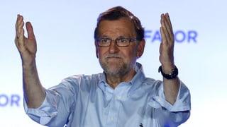 Partida conservativa da Rajoy gudogna elecziuns