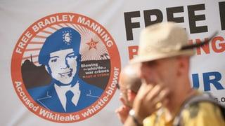 Whistleblowerin Chelsea Manning kommt frei