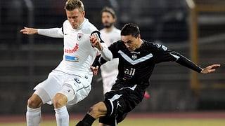 Challenge League: Widmer von Aarau zu Udinese
