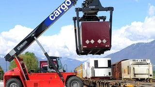 SBB Cargo zurück in der Gewinnzone