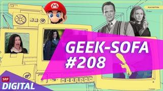 Geek-Sofa