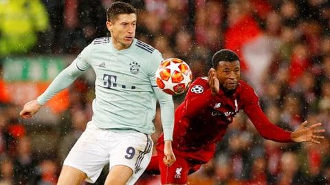 Re-live: Liverpool - Bayern in voller Länge zum Nachschauen