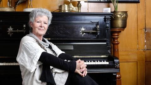 Silvia Jost, die «Munter-Naive»