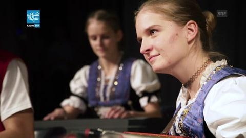 «Viva Nachwuchspreis» für die Geschwister Sutter (Artikel enthält Video)