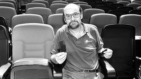 Schweizer Kinopionier Erwin C. Dietrich ist gestorben (Artikel enthält Video)