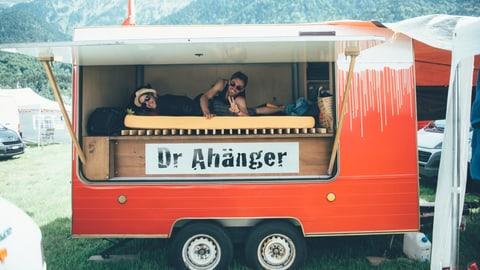 Würdest du so am Greenfield Festival campen? (Artikel enthält Bildergalerie)