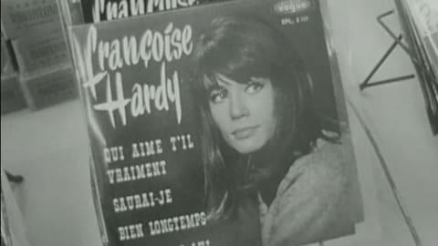 Video «Schlagersängerin Françoise Hardy» abspielen