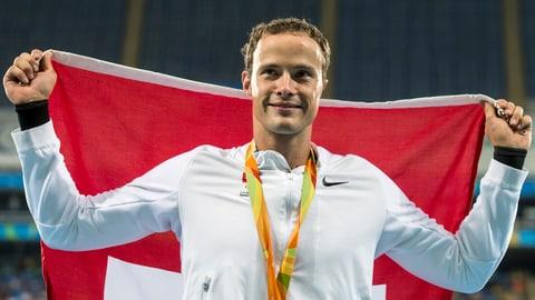 Medaglia d'aur per Marcel Hug als Paralympics a Rio