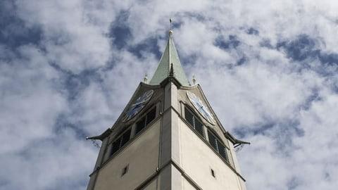 «Will die Kirche relevant bleiben, muss sie politisch sein» (Artikel enthält Video)