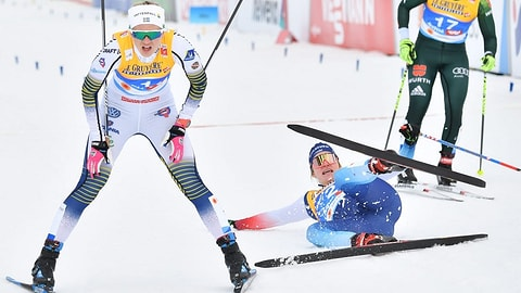 Fähndrich scheitert im WM-Sprint hauchdünn im Halbfinal (Artikel enthält Video)