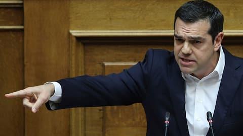 Spart sich Griechenland zu Tode? (Artikel enthält Audio)