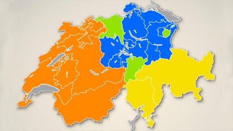 So läuft der Unterricht von Fremdsprachen in der Schweiz (Artikel enthält Audio)