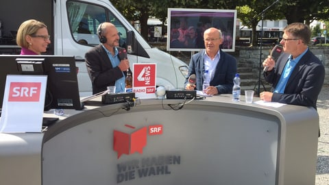 Drei Insider zum künftigen Verhältnis Schweiz-EU