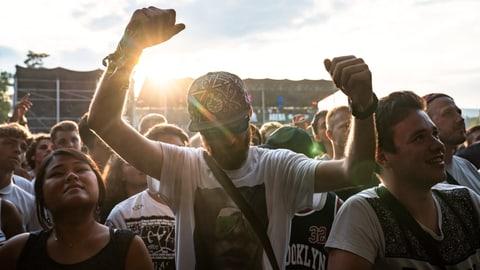 Royal Arena: Nirgends wird Hip-Hop so zelebriert wie hier (Artikel enthält Bildergalerie)