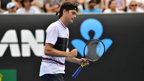 «Wenn Federer Schwächen hat, kann Paul mir helfen» (Artikel enthält Video)