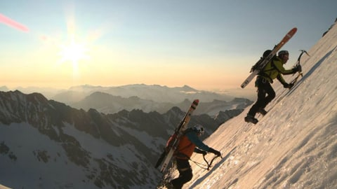 Video «Best of «Winter-Challenge»: Die Top 10!» abspielen