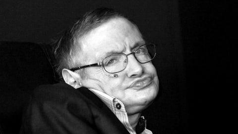 Stephen Hawking: Der Popstar unter den Physikern (Artikel enthält Video)