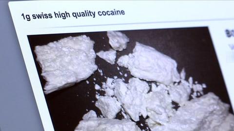 Das sagen die Schweizer Online-Drogen-Dealer (Artikel enthält Video)