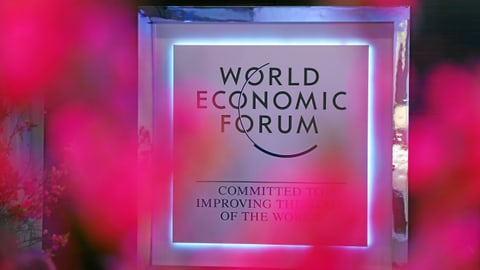 Der Optimismus schlich sich nach Davos (Artikel enthält Video)