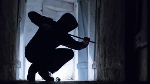 Weniger Einbrüche, mehr Gewalt lautet die Bilanz (Artikel enthält Audio)