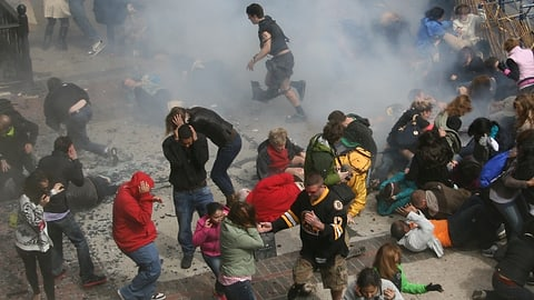 Anschlag auf Boston-Marathon (Artikel enthält Bildergalerie)