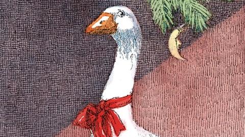 «Die Weihnachtsgans Auguste» (Artikel enthält Audio)