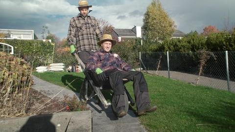 Büssi und Manu in der Schnupperlehre (Artikel enthält Video)