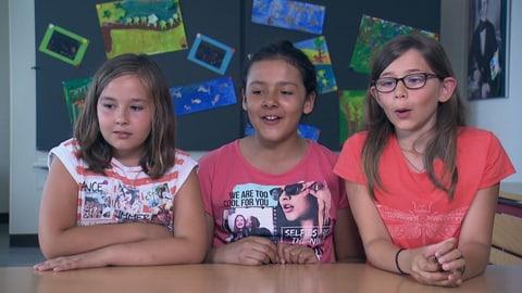 Politik durch Kinderaugen (Artikel enthält Video)