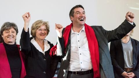 «Der SP-Sieg hat keinen direkten Einfluss auf die Rentenreform» (Artikel enthält Audio)