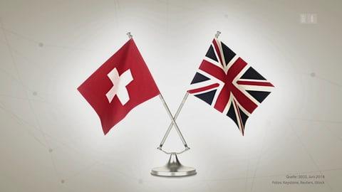 Schweizer Unternehmen rüsten sich für den Brexit (Artikel enthält Video)