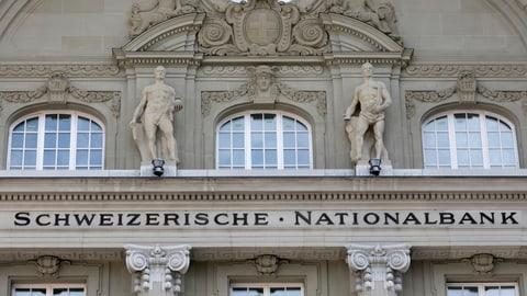 Cussegl federal na vul betg surdar tut la pussanza a la SNB (Artitgel cuntegn audio)