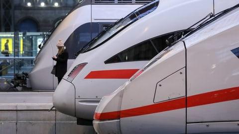 Deutsche Bahn einigt sich mit Gewerkschaft (Artikel enthält Video)