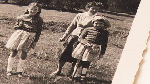 Die Kinder von damals kämpfen bis heute (Artikel enthält Video)