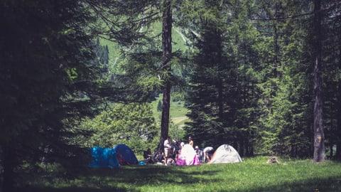 Laschar ir video «Open Air Sur l'Aua - ils highlights»