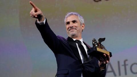 Goldener Löwe für «Roma» von Alfonso Cuarón