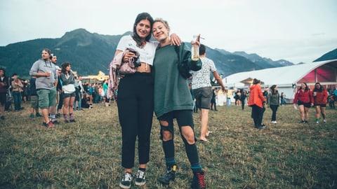 Das sind die schönsten Bilder vom Openair Lumnezia 2019 (Artikel enthält Bildergalerie)