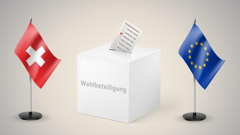 Das sind die fleissigsten und faulsten Wähler Europas