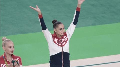 Video «Olympiasieg» abspielen