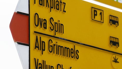 Im Kanton Graubünden tickt noch eine andere Wanderzeit (Artikel enthält Audio)