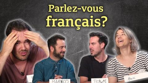 Wie gut können die SRF 3-Moderatoren Französisch? (Artikel enthält Video)