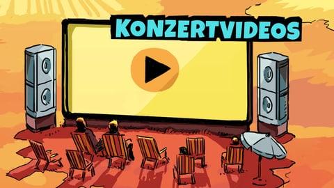 Die besten Live-Videos