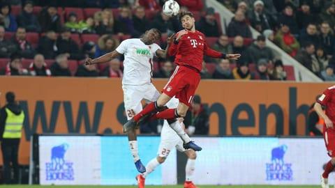 Trotz Rekord-Eigentor: Bayern gewinnen verrücktes Spiel (Artikel enthält Audio)