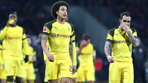 Dortmund lässt die nächsten Punkte liegen (Artikel enthält Audio)