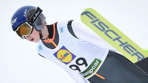Der Name Ahonen bleibt dem Skispringen erhalten (Artikel enthält Video)