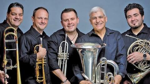 Tickets gewinnen für «Brass with Class» mit Boston Brass