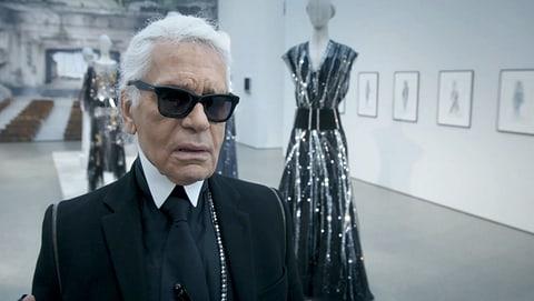 Video «Karl Lagerfeld» abspielen