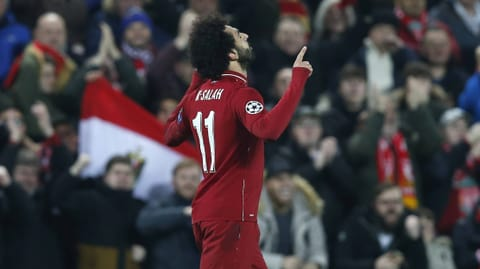 Salah schiesst Liverpool in die Achtelfinals