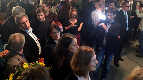 Bern - oder die Suche nach der Langsamkeit beim Stimmenzählen (Artikel enthält Audio)