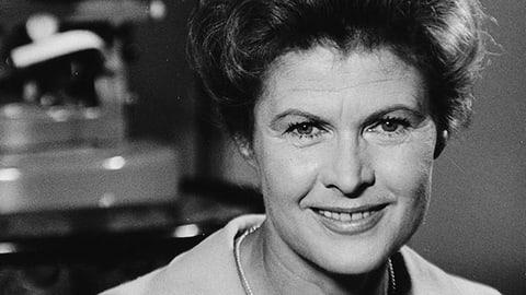 Zum 100. Geburtstag von Anne-Marie Blanc (Artikel enthält Audio)